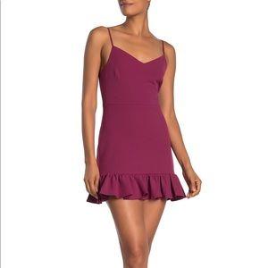 1.State Dress Sugar Plum Color